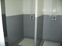 Beschichtung von Duschkabinen
