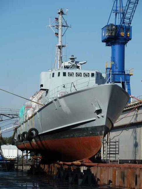 Beschichtung für Schiffe, Bojen & mehr