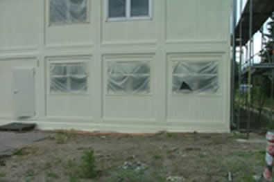 Fassadenbeschichtungen